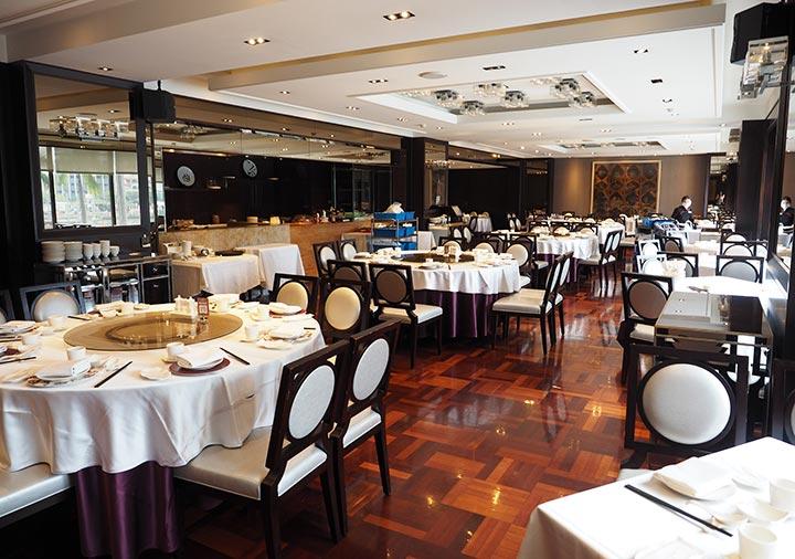アンバサダーホテル高雄 レストラン「粵菜廳」