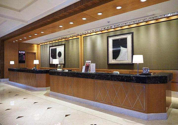アンバサダーホテル高雄 レセプション