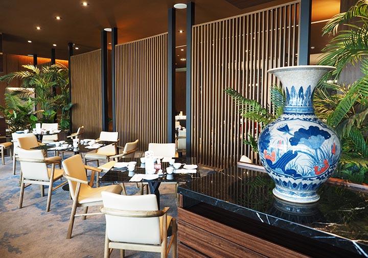 高雄のグルメ ハワード プラザ ホテルの珍珠坊レストラン