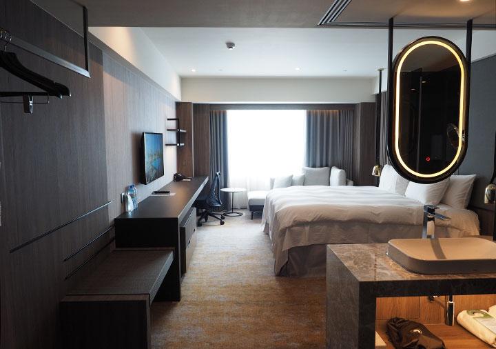 高雄 ハワードプラザホテル高雄の客室
