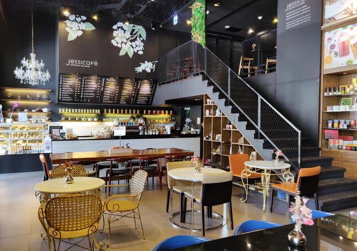 ジャストスリープ高雄駅前館 カフェ