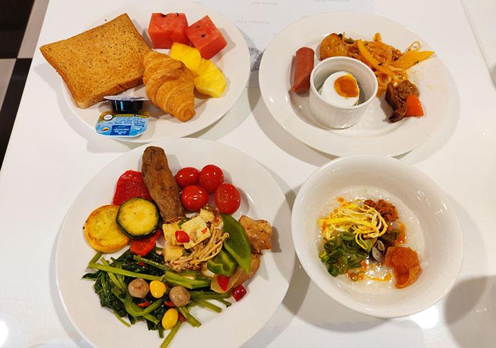 高雄 カインドネスホテル高雄メインステーションの朝食