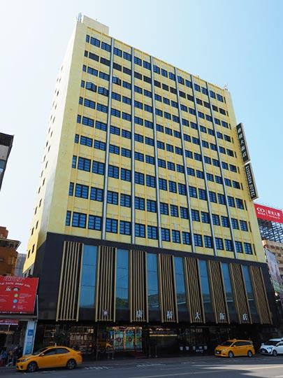 高雄 カインドネスホテル高雄メインステーションの建物
