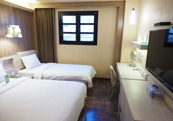 高雄 カインドネスホテル高雄メインステーションの客室