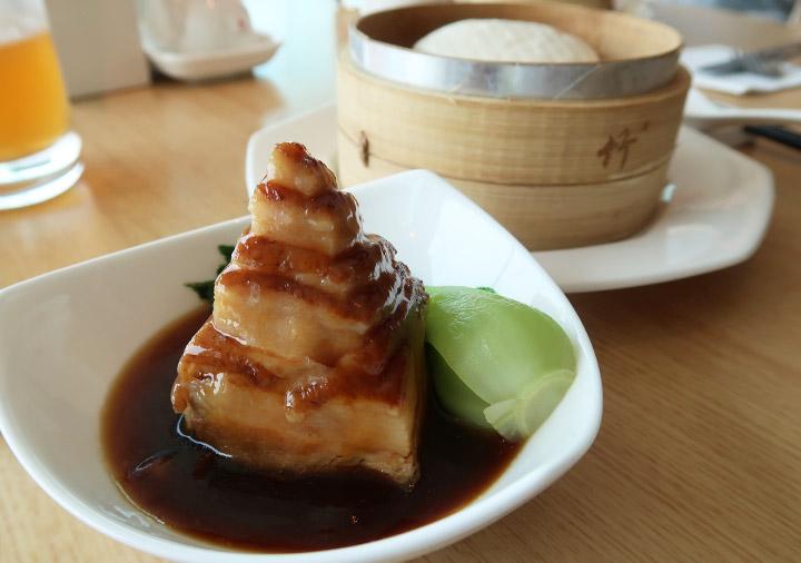 シャングリラ台南 上海パビリオンの料理
