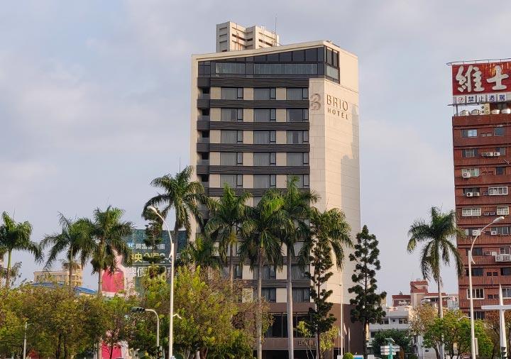 ブリオホテル 高雄