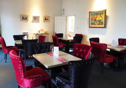 高雄 打狗英国領事館邸のカフェ