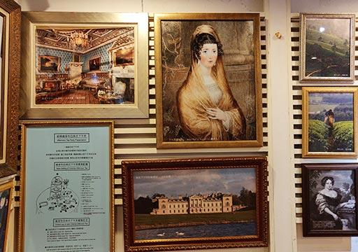 高雄 打狗英国領事館邸の展示