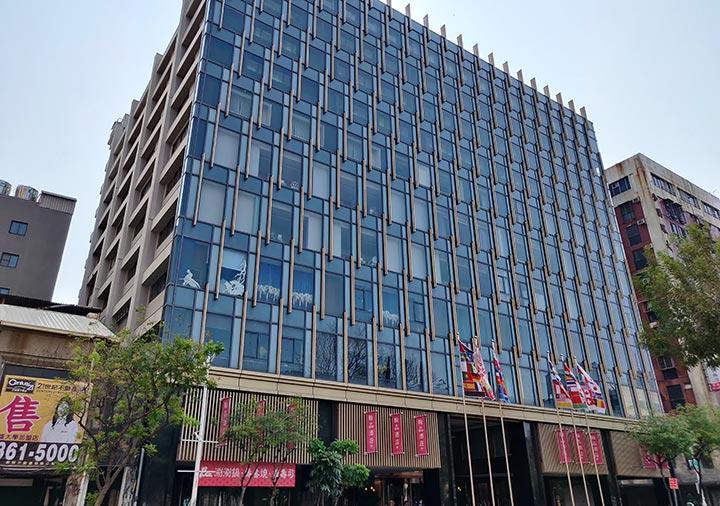 シャトードシンホテル 高雄(翰品酒店高雄)