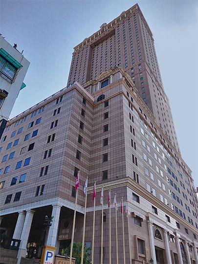 グランドハイライホテル 高雄(漢來大飯店)
