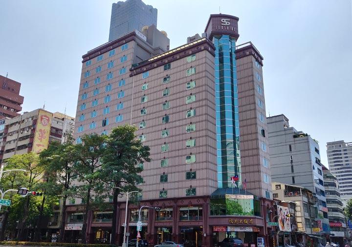 高雄 ホテル サンシャイン