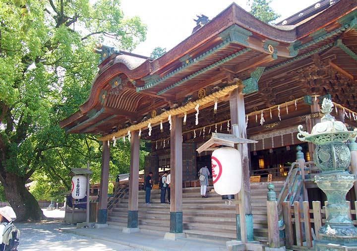 香川県の金刀比羅宮