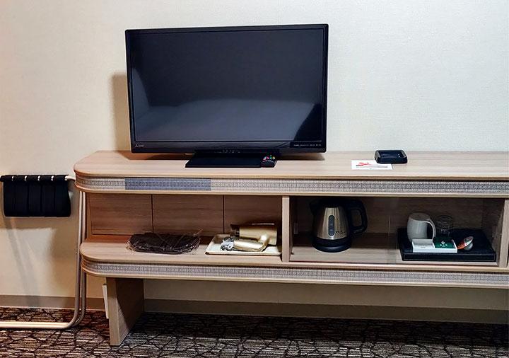 ホテル福岡ガーデンパレス 客室の設備
