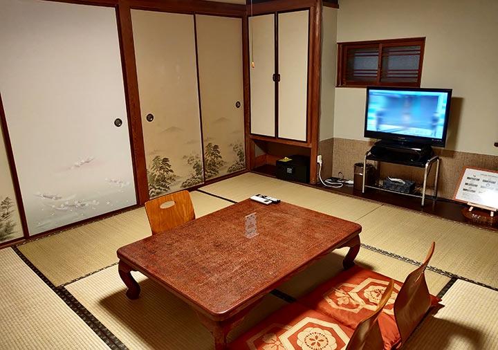 ゲストハウスサンライン別府 客室