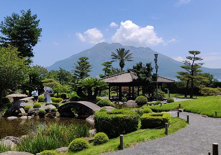 鹿児島 仙巌園