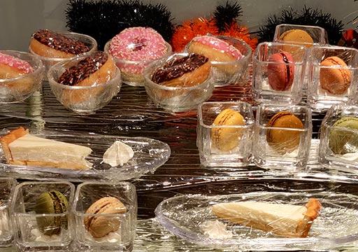 レックスホテル別府 夕食のデザート