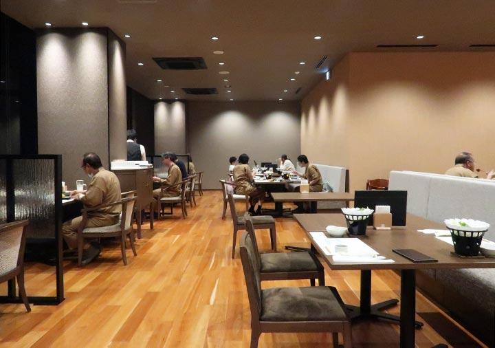レックスホテル別府 レストラン