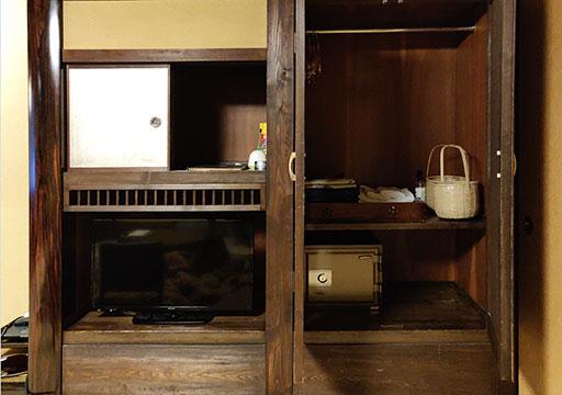 黒川温泉 旅館山河 客室の設備