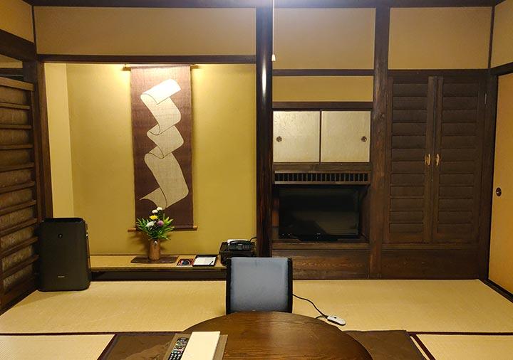 黒川温泉 旅館山河 客室