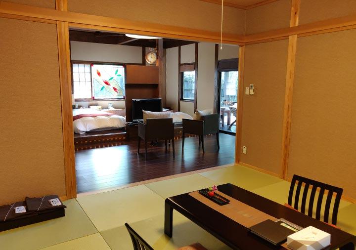 フリューゲル久住 客室