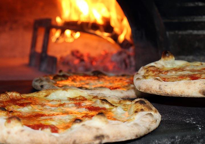 イタリアンピザ ナポリ風