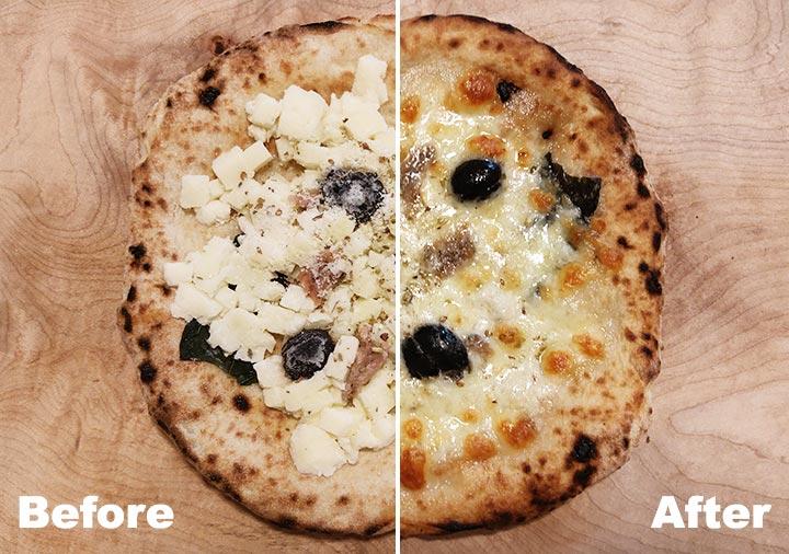 ナプレ 冷凍 ピザ