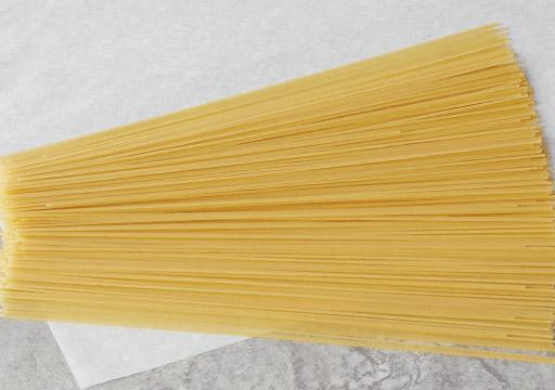 乾麺パスタ  カッペリーニ