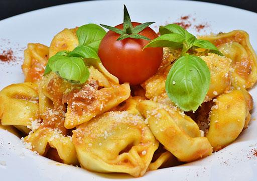 乾麺パスタ トルテリーニ