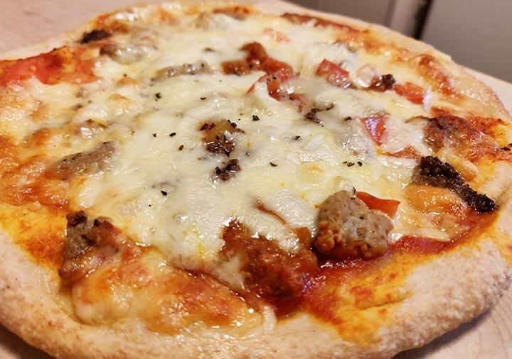 ピザハウスロッソ 冷凍 ピザ ナポリ風PIZZA