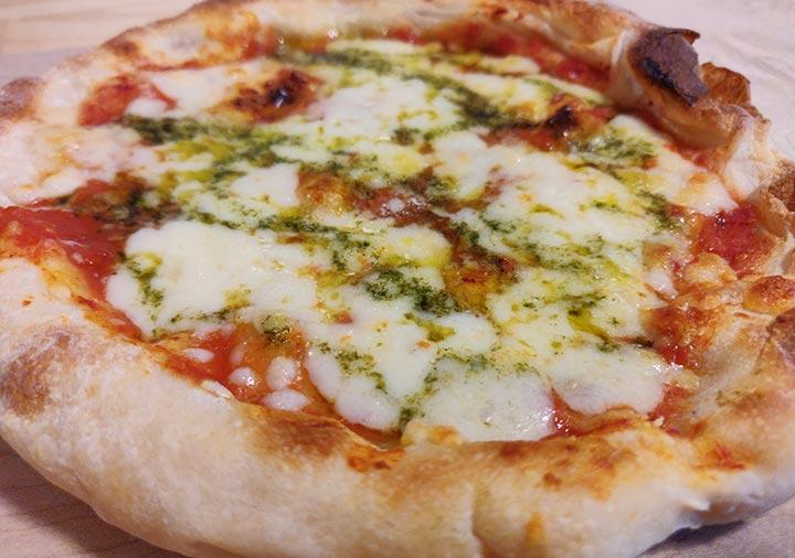 PST六本木の冷凍ピザお取り寄せ Pizzaマルゲリータ