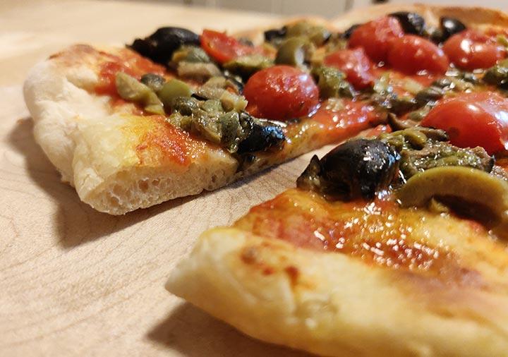 PST六本木の冷凍ピザお取り寄せ Pizzaオリーブ